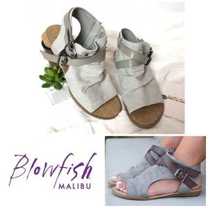 Blowfish Classic Cutout Balla Sandals new w/o tags